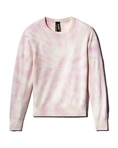 Naadam - Tie-Dye Cashmere Sweater - 100% Exclusive