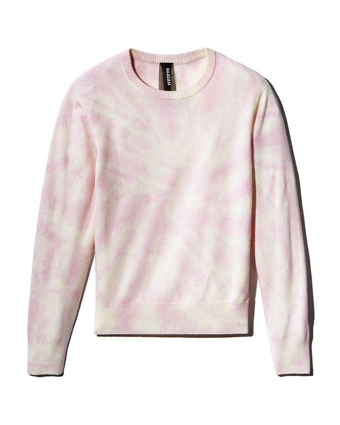 Naadam - Tie-Dye Cashmere Sweater - 100% Exclusive
