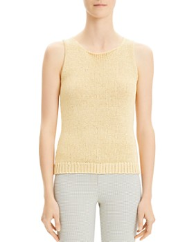 Theory - Sleeveless Knit Top