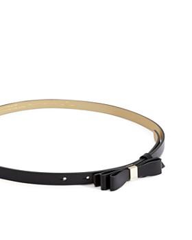 bdb032989 Ted Baker - Women s Bonniee Bow Push-Stud Belt ...