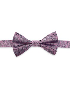 Ted Baker - Cursbow Paisley Silk Bow Tie