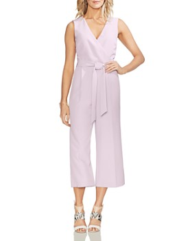 5f90de7b8b VINCE CAMUTO - Sleeveless Cropped Jumpsuit ...