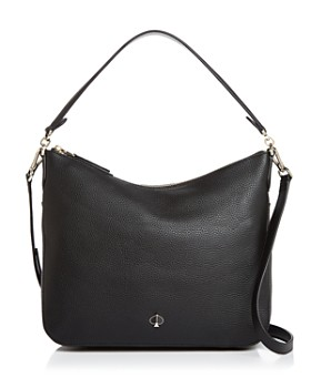 kate spade new york - Medium Pebbled Leather Shoulder Bag ... feaa1a7bf9c8d