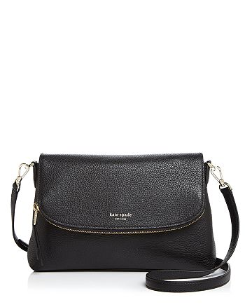 kate spade new york - Large Leather Crossbody