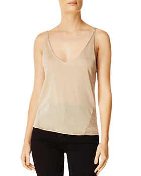 J Brand - Lucy Knit Camisole Top