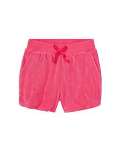 Ralph Lauren - Girls' Cotton-Blend Terry Shorts - Big Kid