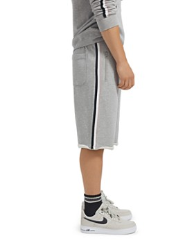 ATM Anthony Thomas Melillo - Stripe-Trimmed Sweat Shorts