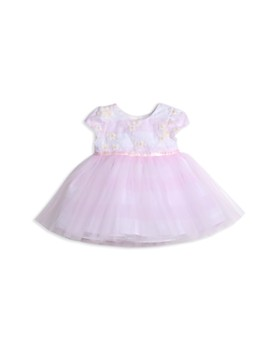 65874e424d32 Pippa & Julie - Girls' Wide-Stripe Ballerina Dress - Baby ...