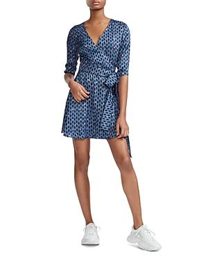 Maje Dresses REANNY WRAP DRESS