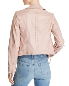 PAIGE - Fontana Leather Moto Jacket