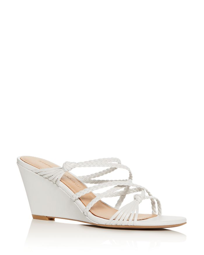 Sigerson Morrison - Women's Maddie Wedge Slide Sandals - 100% Exclusive