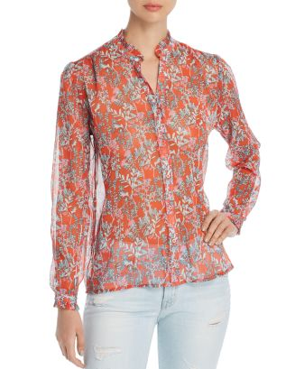 Chamana Kensington Printed Shirt by Mkt Studio