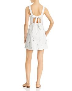 Parker - Vara Floral-Print Denim Dress