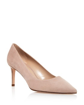 33e0df0e40fa Stuart Weitzman - Women s Leigh Pointed-Toe Pumps ...