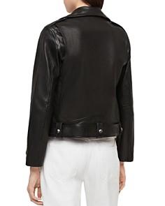 ALLSAINTS - Estae Leather Biker Jacket