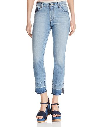 DL1961 - Mara Ankle Straight Jeans in Saratoga