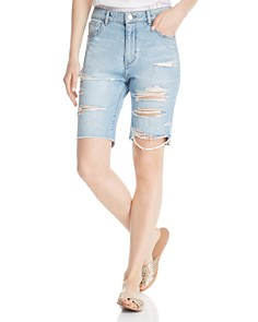 DL1961 - Jerry Denim Bermuda Shorts in Gabriel