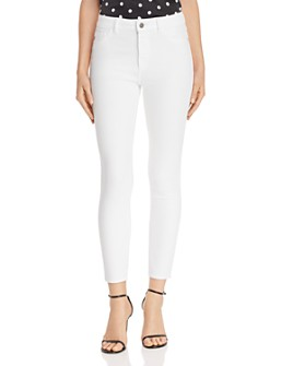 DL1961 - Farrow Porcelain Ankle Skinny Jeans in Marietta