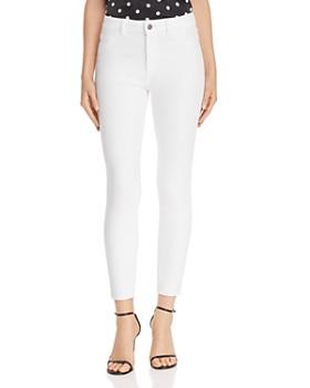 DL1961 - Farrow Porcelain Ankle Skinny Jeans in Marietta