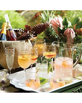 Juliska - Isabella Acrylic Stemless Wine Glass