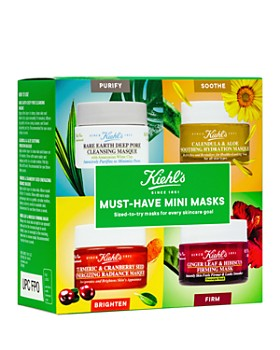 Kiehl's Since 1851 - Must-Have Mini Masks Set ($37 value)