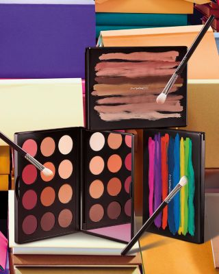 Art Library: Flame-Boyant Eyeshadow Palette