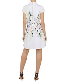 Ted Baker - Charsy Elegance Scalloped Dress