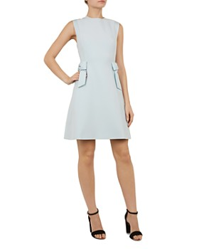 9d3c1f05ba0c9a Ted Baker - Meline Bow-Detail Dress ...