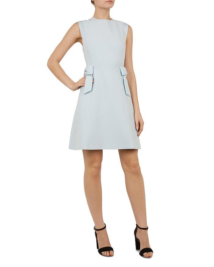 721fb7fd4 Ted Baker - Meline Bow-Detail Dress