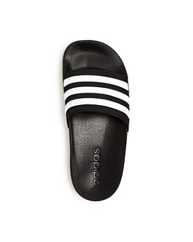 Adidas - Unisex Adilette Shower Slide Sandals - Toddler, Little Kid, Big Kid