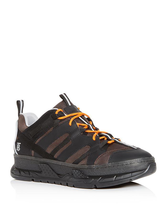 Burberry - Men's Low-Top Platform Sneakers