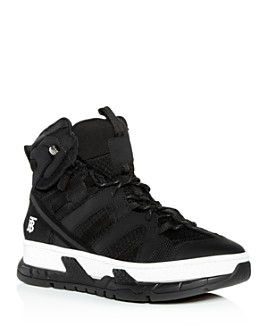 Burberry - Men's Union High-Top Sneakers