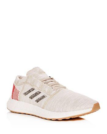 Adidas - Men's PureBoost Go Knit Low-Top Sneakers