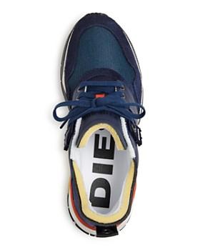 9d5235a6924 ... Diesel - Men s S-Brentha Low-Top Sneakers