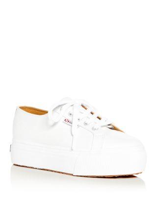 Top Platform Sneakers