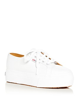 Superga - Women's Low-Top Platform Sneakers