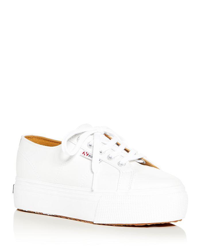 Superga - Women's Low-Top Platform Sneakers