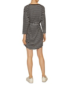 Sanctuary - Sullivan Striped Henley Dress