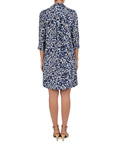 Gerard Darel - Gilles Printed Silk Shirt Dress