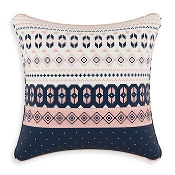"Sparrow & Wren - Down Pillow in Nordic Sweater, 20"" x 20"""