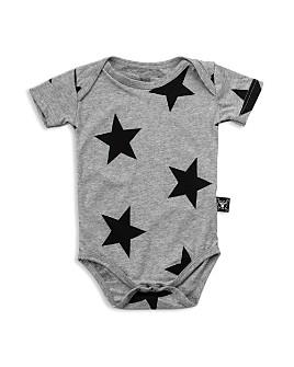 NUNUNU - Unisex Star Bodysuit - Baby