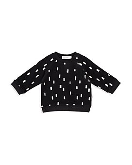 Miles Child - Unisex Organic-Cotton Confetti Print Sweatshirt - Little Kid