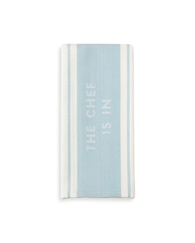 kate spade new york - Bistro Stripe Kitchen Towel