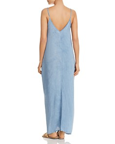 Elan - Sleeveless V-Neck Maxi Dress