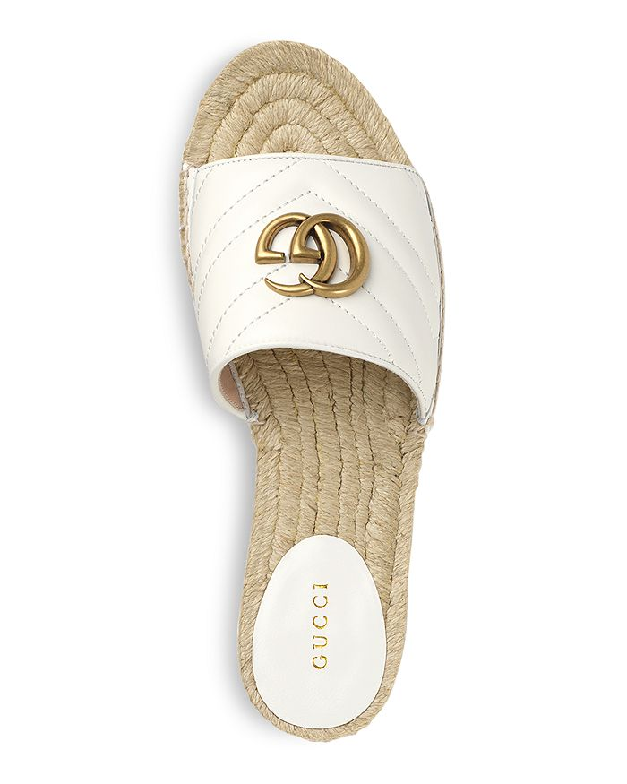 b183f1aa03c5 Gucci - Women s Leather Espadrille Sandals