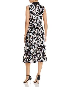 dfea725bd46 ... DKNY - Floral-Print Midi Dress