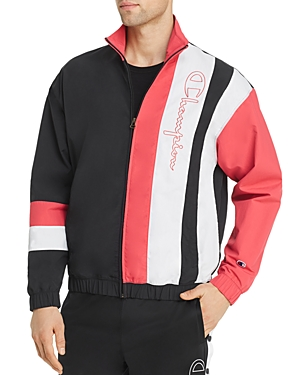 Champion Reverse Weave Color-Block Track Jacket