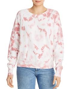 AQUA - Tie-Dye Sweater - 100% Exclusive
