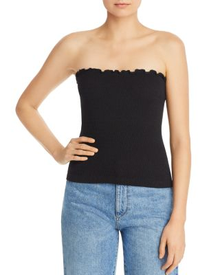 Smocked Strapless Top   100% Exclusive by Aqua
