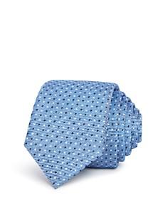 BOSS - Multi-Dot Silk Skinny Tie
